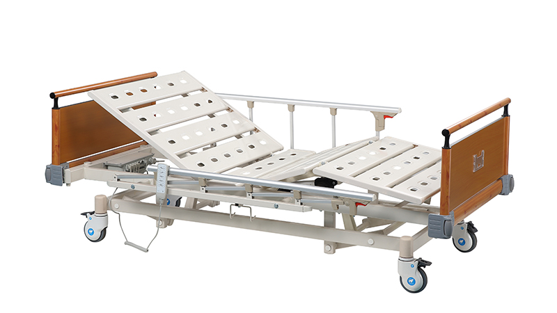 5 function electric clinic medical hospital bed