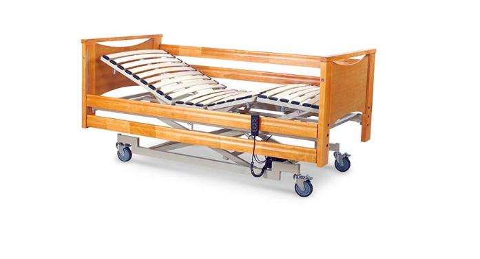 three function electric medical home care bed